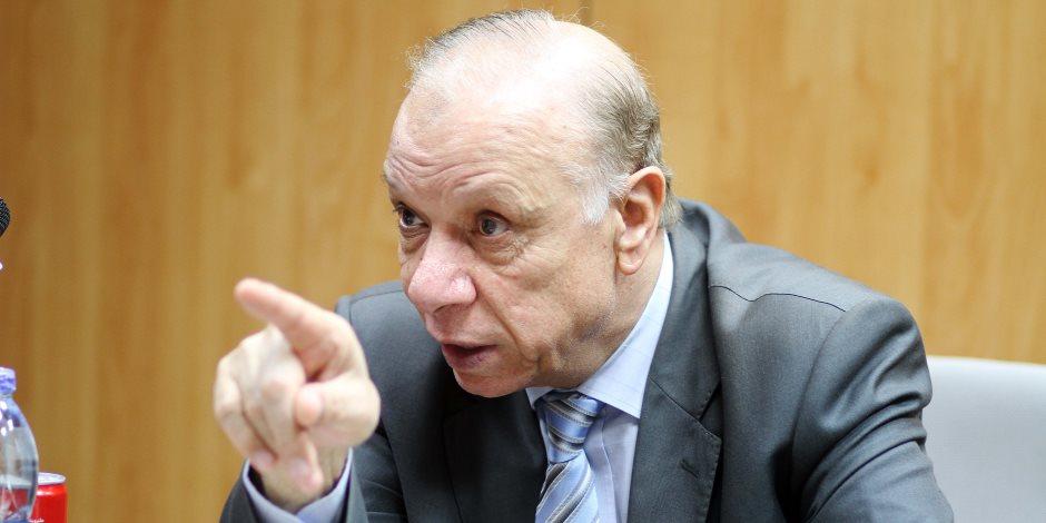 محافظ القاهرة يشدد على التواصل مع نواب البرلمان لحل مشاكل المواطنين