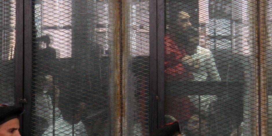 """المؤبد لـ 17 متهمًا.. و7 سنوات لـ7 آخرين في قضية """"تنظيم أجناد مصر"""""""