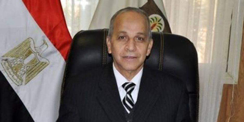 محافظ القليوبية ينعي خالد محي الدين عضو مجلس قيادة الثورة وابن كفر شكر