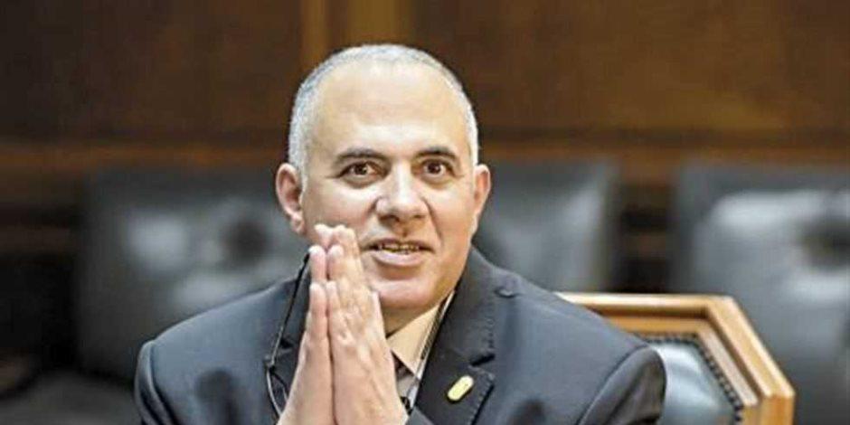 تعيين الدكتور خالد عبد الحي رئيسا للقومى لبحوث المياه