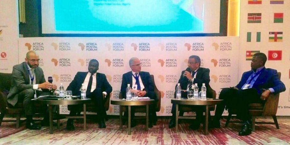رئيس البريد المصرى: ننقل خبراتنا إلى مختلف البلدان الشقيقة