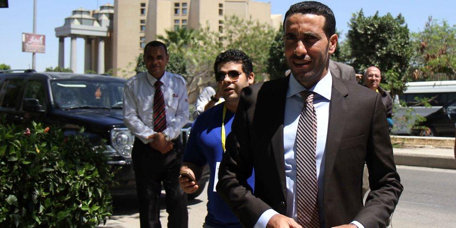 وقف طعن الحكومة في حكم إلغاء التحفظ على أموال أبو تريكة