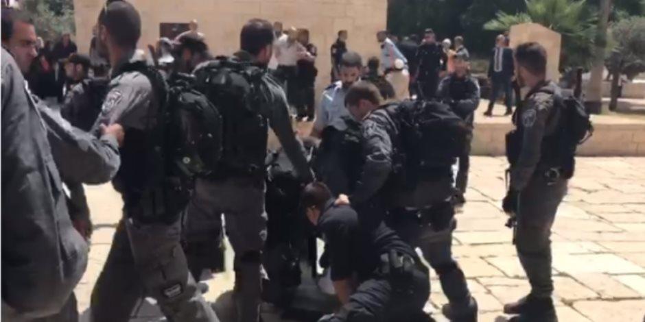 جندي إسرائيلي يقتل فلسطينيا بزعم محاولته تنفيذ عملية دهس