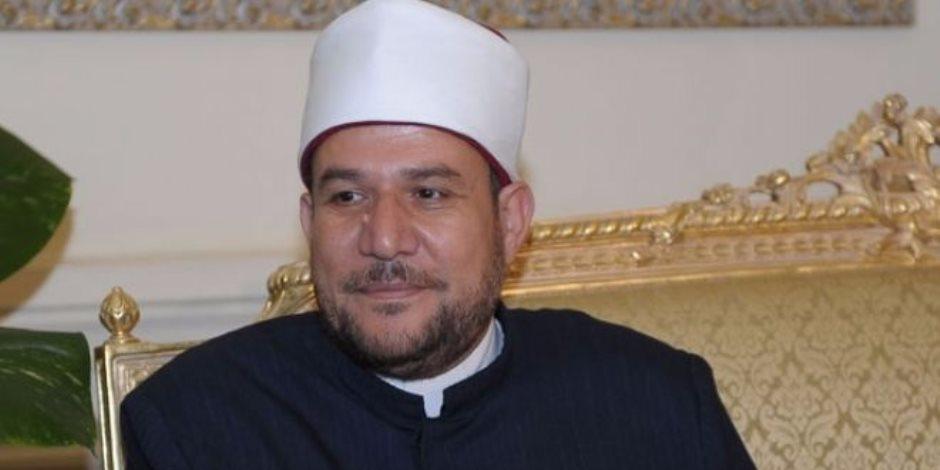وزير الأوقاف: 1400 مسجد يحتاجون لإحلال وتجديد