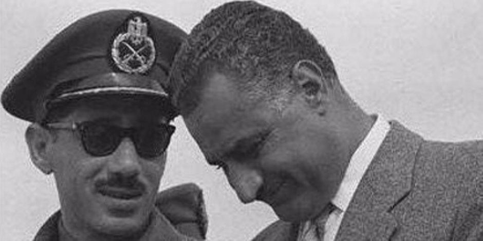 """الشوباشي تفتح النار على نجل عبد الحكيم عامر: """"ابوك يتحمل مسئولية النكسة """""""