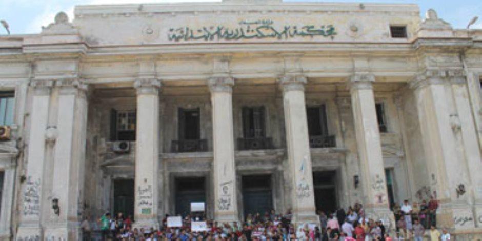 تجديد حبس 4 نشطاء سياسيين بالإسكندرية 45 يوما بتهمة إهانة رئيس الجمهورية