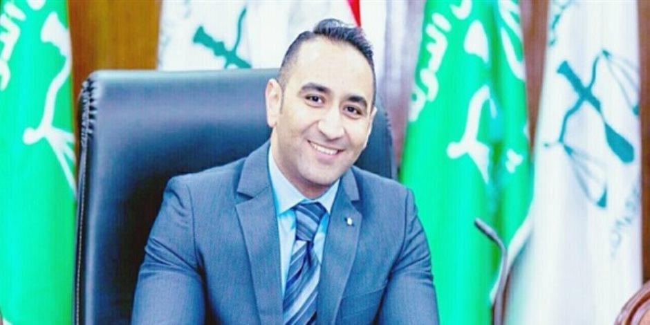 رامي رسلان عضوا بالمكتب التنفيذي لنادي هليوليدو الرياضي
