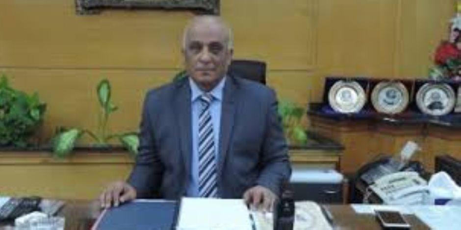 إصابة رئيس مدينة أبو حمص بالبحيرة و 4 من أفراد أسرته فى حادث تصادم بالصحراوى