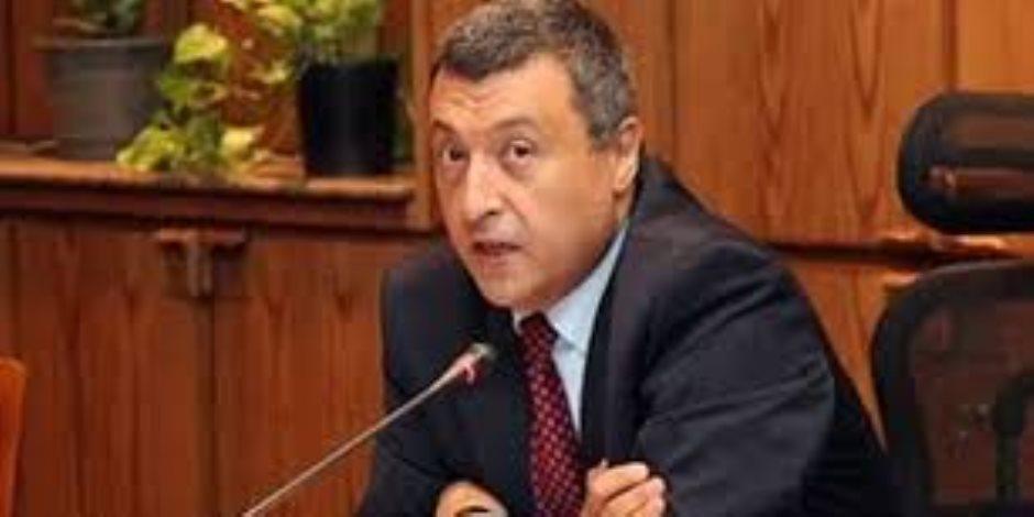 أسامة كمال: استقبال الغاز الإسرائيلى خطوة فى طريق تحويل مصر لمركز إقليمى للطاقة