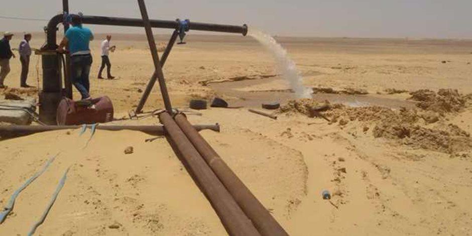 رئيس قطاع المياه الجوفية: لابد من استراتيجيات لمنع نضوب خزان الحجر الرملي