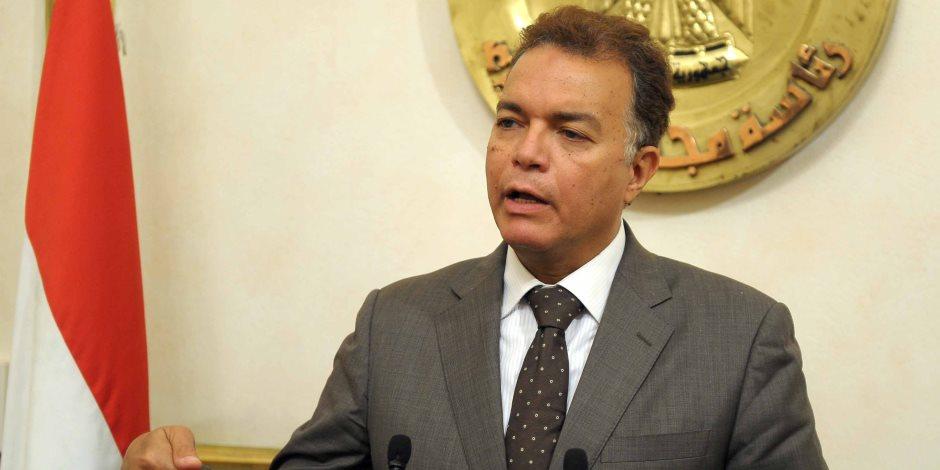 """وزير النقل: حادث قطار البحيرة نادر ولم يقع من قبل.. وذنب الشهداء أنهم """"وثقوا فينا"""""""