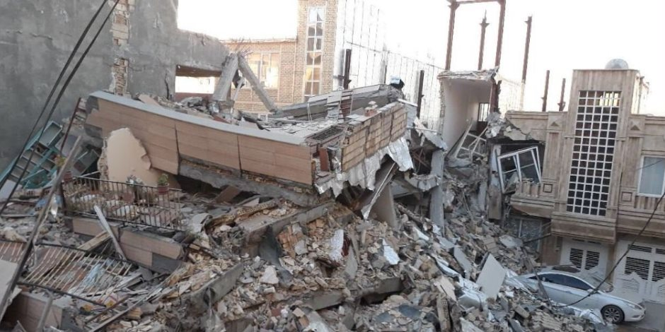 هزة أرضية بقوة 4.4 ريختر تضرب مدينة أربيل بإقليم كردستان