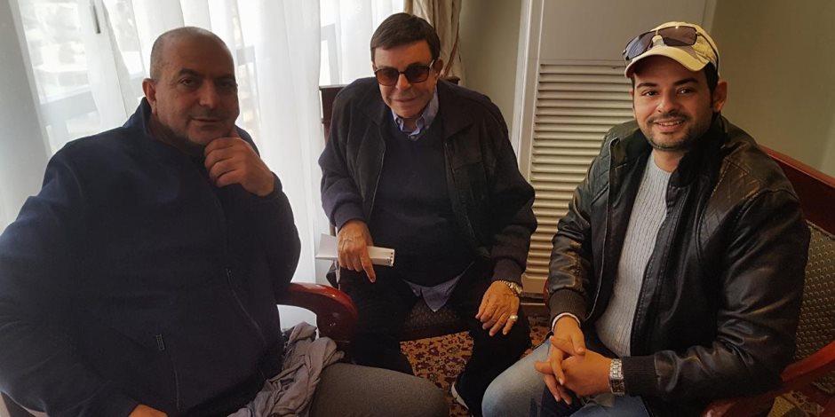 """هاني أبو أسعد ضيف """"ذكرياتي"""" مع سمير صبري على إذاعة الأغاني"""