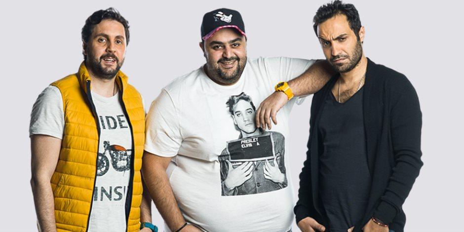 سمير وشهير وبهير.. متى يعود الثلاثي الكوميدي للتعاون وتصدر الإيرادات؟