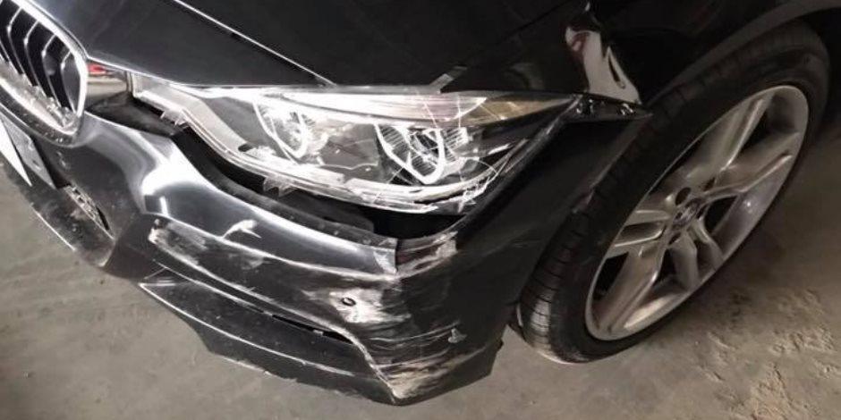 ضبط 4 أشخاص لإتهامهم بسرقة سيارة طبيب بعد تهديده بصاعق كهربى في المحلة