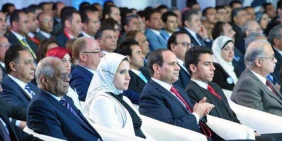 وزير الرياضة: تفرغ الرئيس السيسى لحوار الشباب أمر عظيم