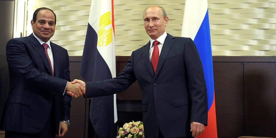 لماذا توجه السيسي نحو روسيا؟.. هكذا قرأ الرئيس تغير المشهد الإقليمى بعد 30 يونيو