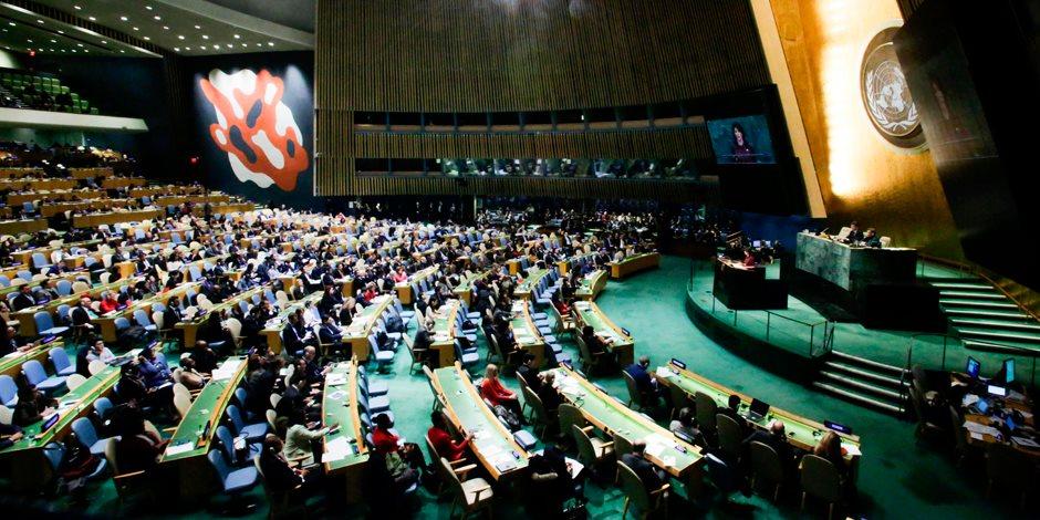 هل تطلق الأمم المتحدة رصاصة على قلب إسرائيل؟.. الجمعية العامة تتأهب لتحرك صادم