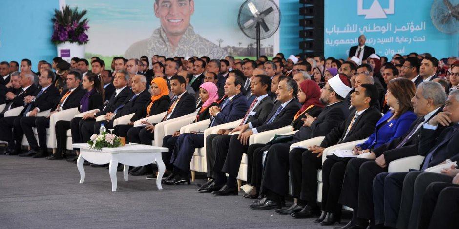 تنسيقية شباب الأحزاب والسياسيين: نتمسك بدورنا في تأسيس قواعد الوطن