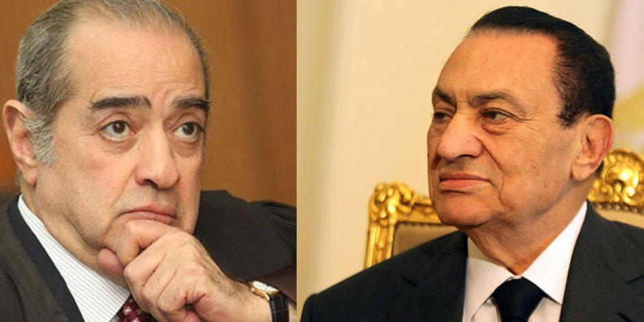 النقض ترفض طلب مبارك ونجليه التصالح في «القصور الرئاسية»
