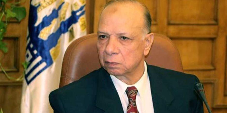 محافظ القاهرة يتابع لجان الانتخابات الرئاسية بـ «الفيديوكونفرانس» (صور)