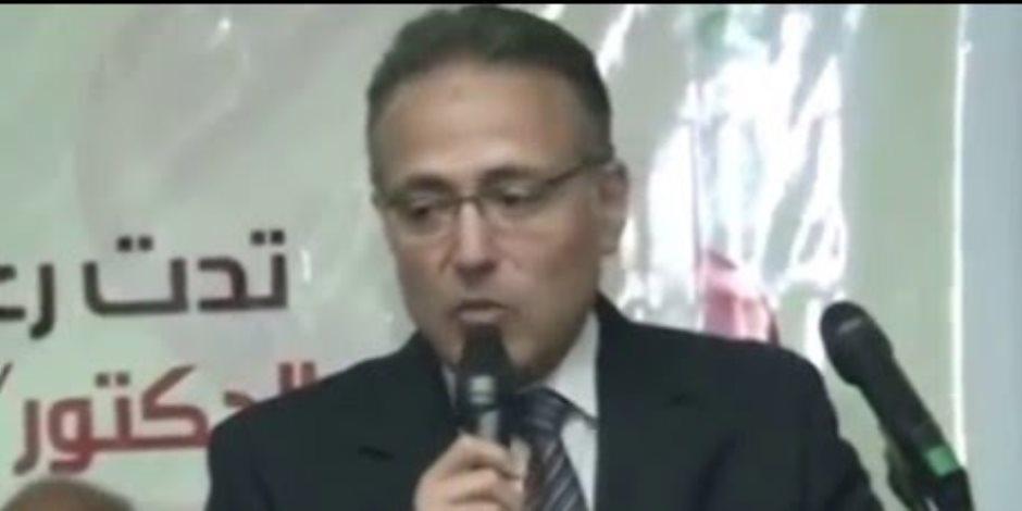 """""""المحرصاوي""""يكرم رئيس قسم التشريح بطب الأزهر"""