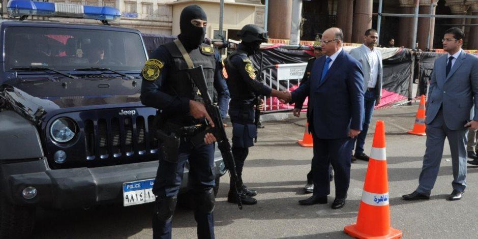 ضبط 11 تشكيلا عصابيا خلال حملات أمنية لمديرية أمن القاهرة
