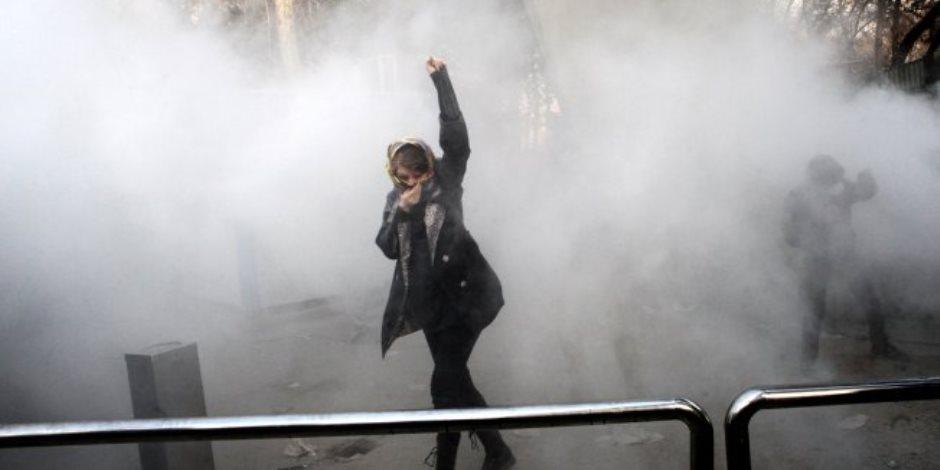 تظاهرات في طهران احتجاجًا على الفساد الحكومي