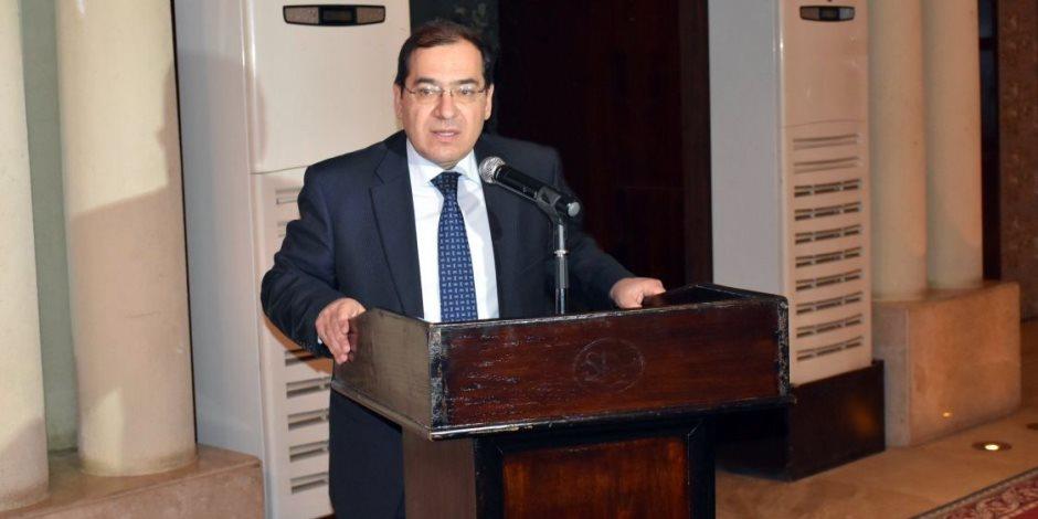 وزير البترول: أوائل الخريجين النواة الحقيقية لاستمرار نجاح القطاع