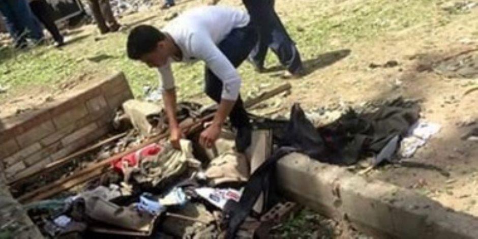 إعدام 4 من الجماعة الإرهابية المتهمين في أحداث الكلية الحربية بإستاد كفر الشيخ والأهالى