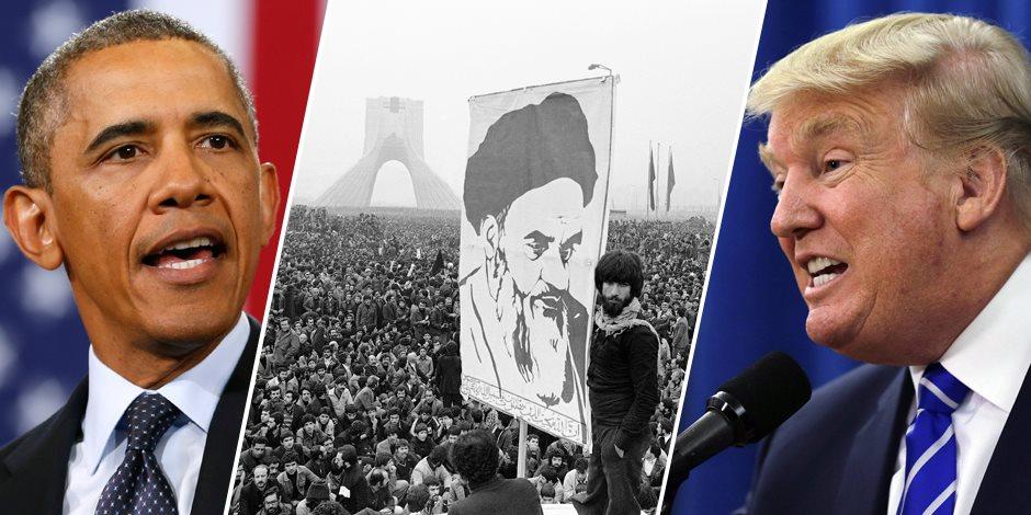 بالإنقلاب على إيران.. إدارة ترامب تحطم إرث الملالي الذي أسسه أوباما