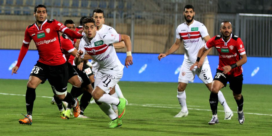 منع on sport من دخول أرضية استاد القاهرة بمواجهة الزمالك مع الإنتاج