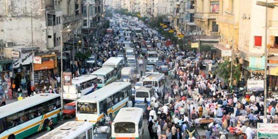 200 ألف نسمة خلال 48 يوما.. «الزيادة السكانية» تأكل اقتصاد مصر