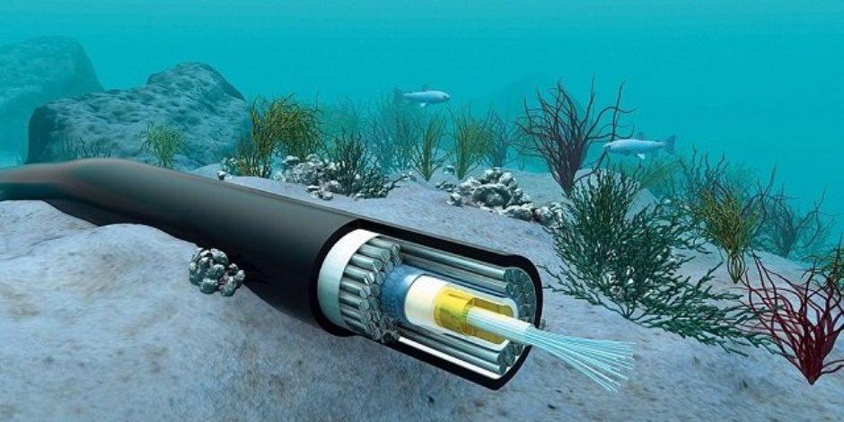 مصر تواصل ريادتها في مجال الكابلات البحرية للاتصالات