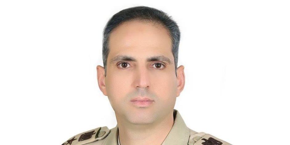 المتحدث العسكري: نحقق في تصريحات هشام جنينه عن امتلاك عنان وثائق ضد الدولة