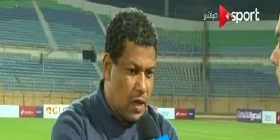 علاء عبد العال يهنئ الأهلي على عبور الداخلية في كأس مصر
