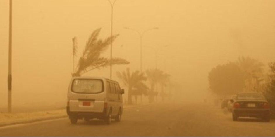 الأرصاد تحذر أصحاب الأمراض الصدرية والتنفسية بسبب موجة الطقس السيئ