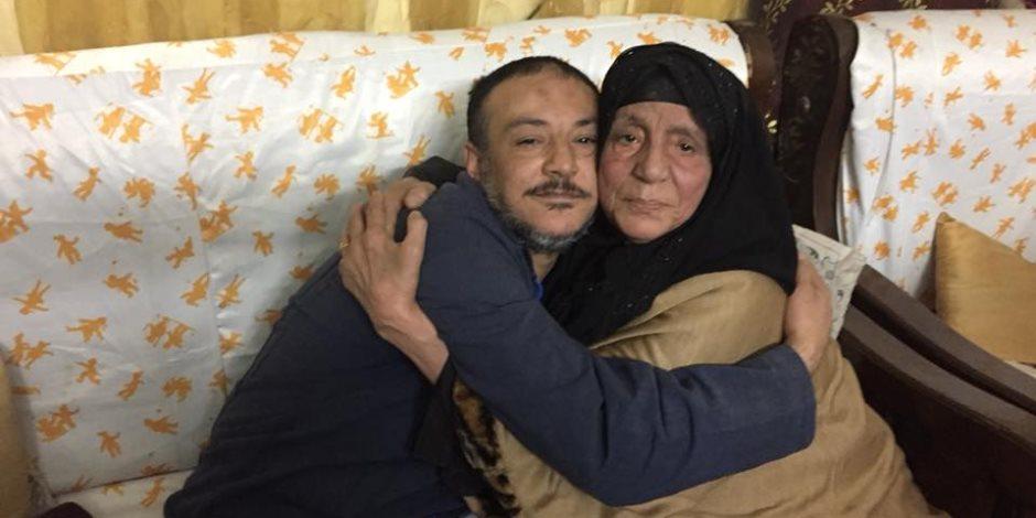 كفارة يا ميزو الشيخ محمد عبد الله في حضن أمه صوت الأمة