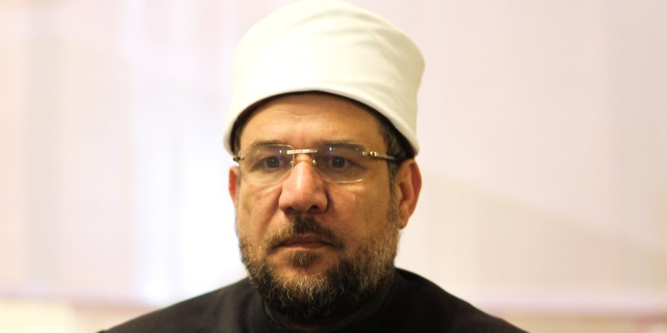 وصول وكيل مجلس النواب وعبد الله النجار لمقر المتلقى الفكرى الأعلى للشئون الاسلامية بساحة مسجد الحسين