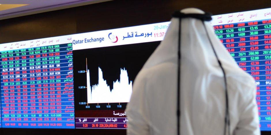 يوم أسود على الحمدين.. هبوط بورصة قطر بنسبة 1.35%
