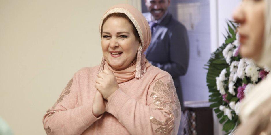 تحسن الحالة الصحية للفنانة دلال عبد العزيز