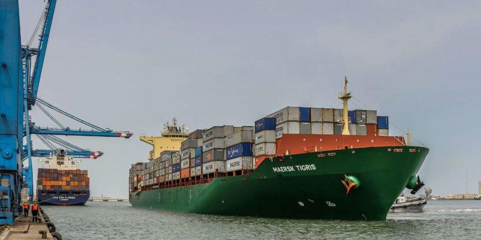 10 معلومات عن تجارة مصر الخارجية خلال النصف الأول من العام