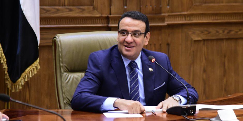 رئيس حزب الحرية يهنئ المستشار  أبو شقة برئاسة الوفد