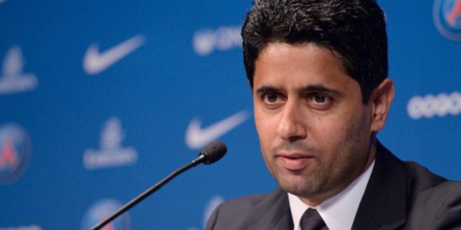 القطرى ناصر الخليفى يخضع للتحقيق أمام المدعى العام السويسرى فى فساد البث التليفزيونى