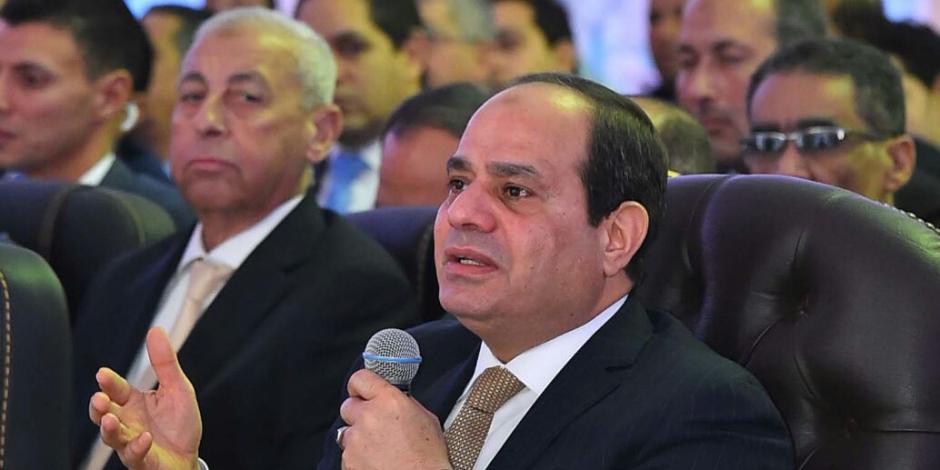 رئيس جامعة أسوان يهنىء الرئيس عبدالفتاح السيسي بفوزه لفترة رئاسية ثانية