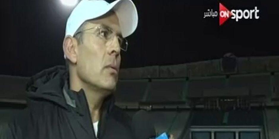 سيد عيد: لاعبو النصر يفتقدون الثقة.. وأعاني من الحالة النفسية