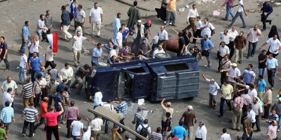 ماذا تغير في ذكرى 25 يناير؟.. «إخوان» دمرت و«دولة» عمرت (فيديو جراف)