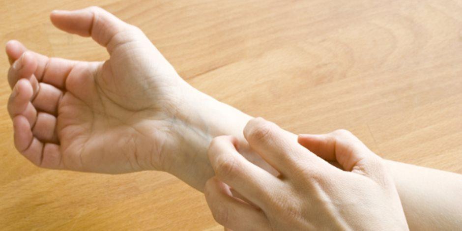 ما هي عدوى «القوباء»؟.. مرض ينتقل باللمس وله أعراض ومخاطر