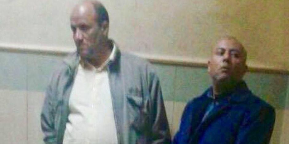 محافظ المنوفية يصل إلى محكمة الجيزة لنظر جلسة التحفظ على أمواله