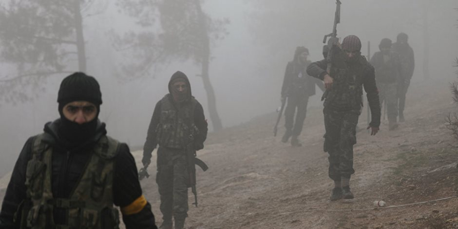 """""""التقدمي الكردي"""" يقدم اقتراحا بإخراج المقاتلين الأكراد من عفرين وانسحاب تركيا"""